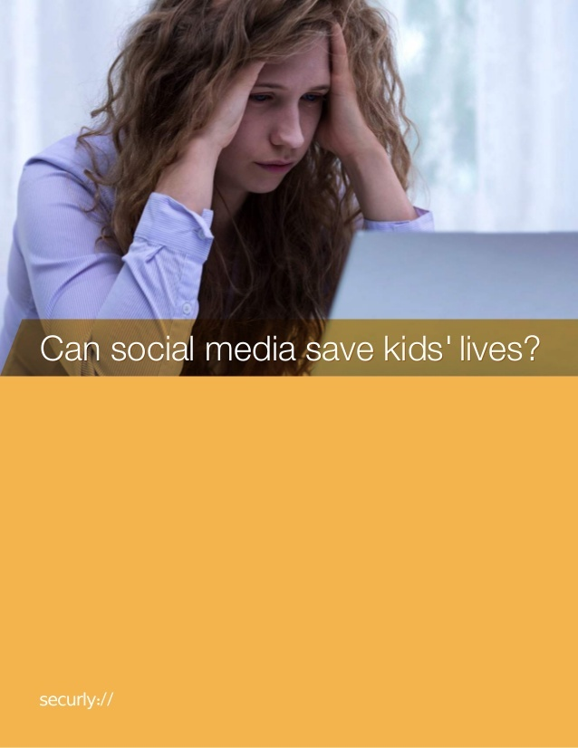 Can Social Media Save Kids Lives 1 638